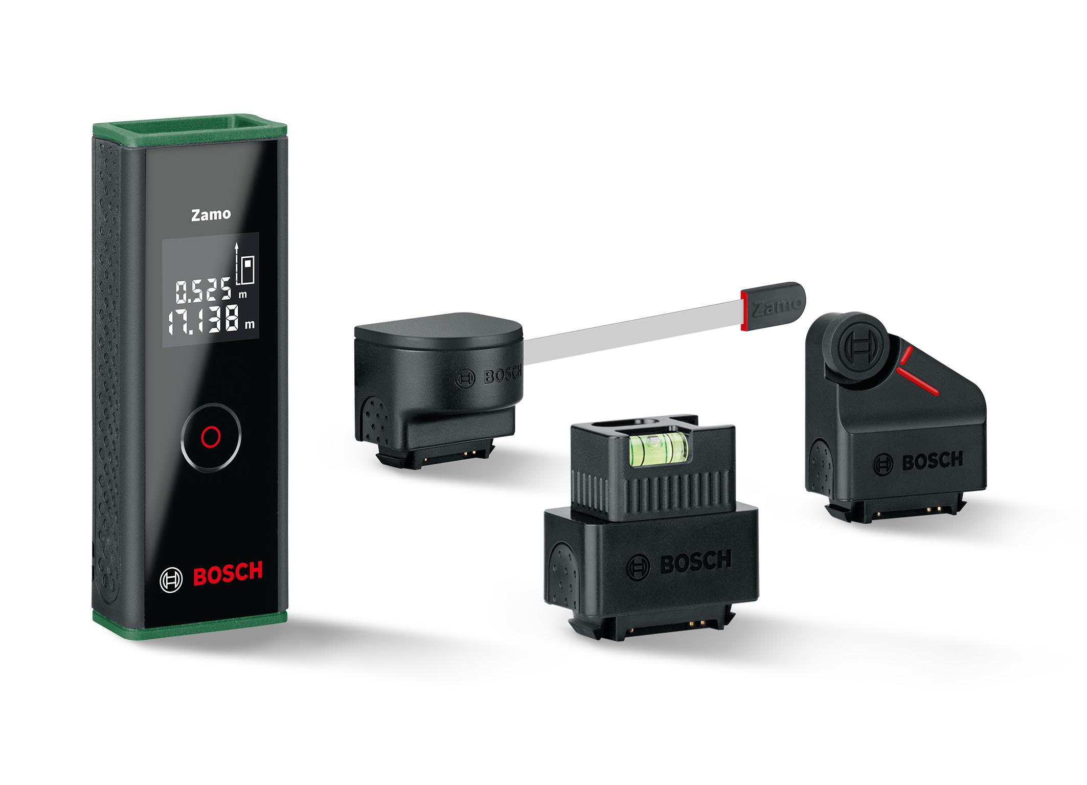Bosch Entfernungsmesser Unterschiede : Flexibler als je zuvor: die neue zamo generation von bosch