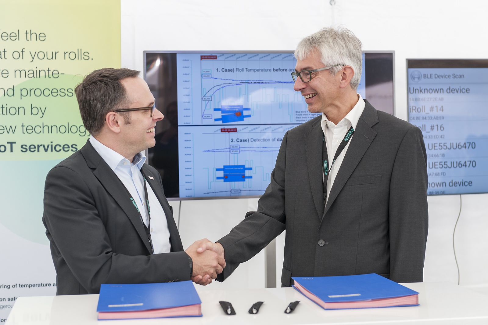 Research cooperation between Bosch and Bühler - Bosch Media Service