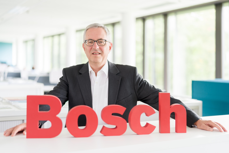 Dr. Rolf Bulander - Bosch Media Service