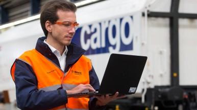 Die wohl smartesten Güterzüge fahren in der Schweiz