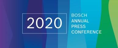 Annual press conference 2020