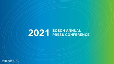 Stabilität durch Dynamik: Bosch setzt auf AIoT, Elektrifizierung und grünen Wass ...