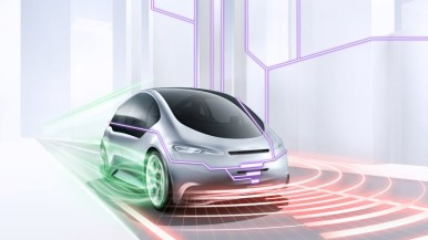 Auto Expo India: Bosch India Technology Exposition 2018