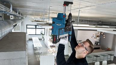 Produktiv arbeiten: Arbeits- und Gesundheitsschutz von Bosch für Profis