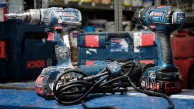 """Connected for the future: """"TrackMyTools"""" from Bosch makes day-to-day work more efficient for painting company Kauderer"""