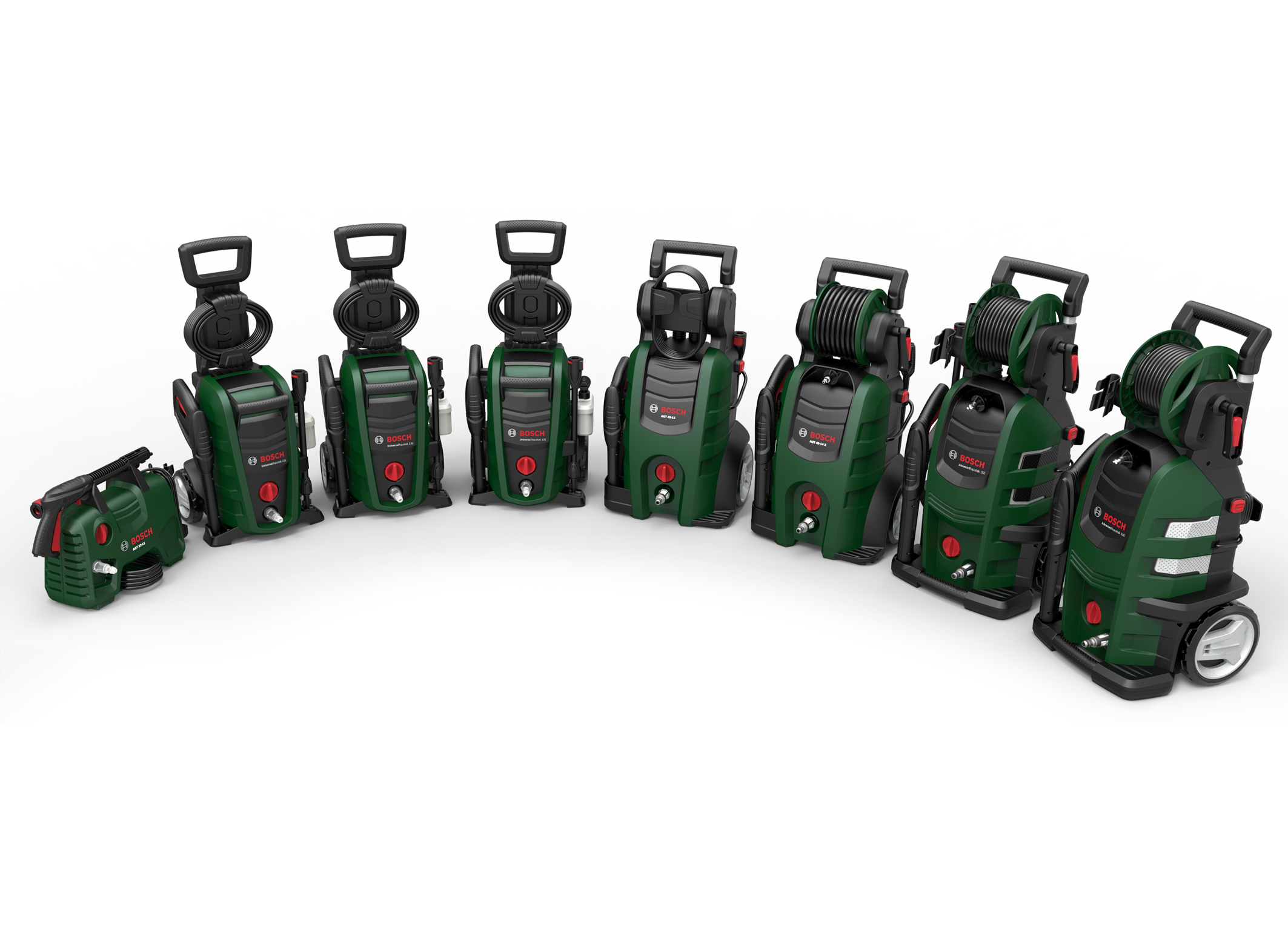 Complete High Pressure Washer System From Bosch Bosch Media Service