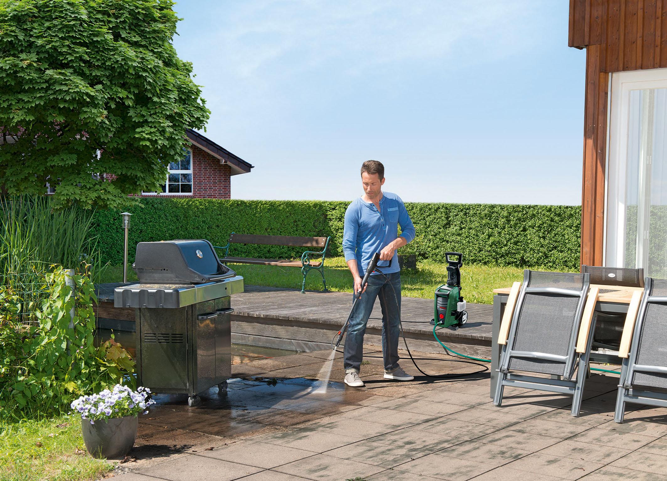 「BOSCH UniversalAquatak 125 High Pressure Cleaner」的圖片搜尋結果