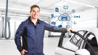 Automechanika 2016: Bosch presents smart solutions for tomorrow's workshops