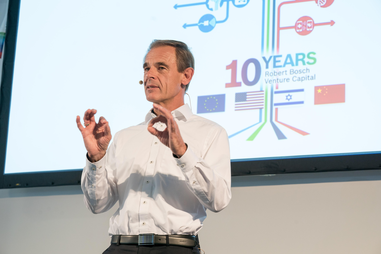 10 Jahre Robert Bosch GmbH: Dr. Volkmar Denner