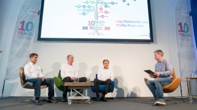 Weltweit am Puls der Innovationen: Zehn Jahre Venture Capital von Bosch