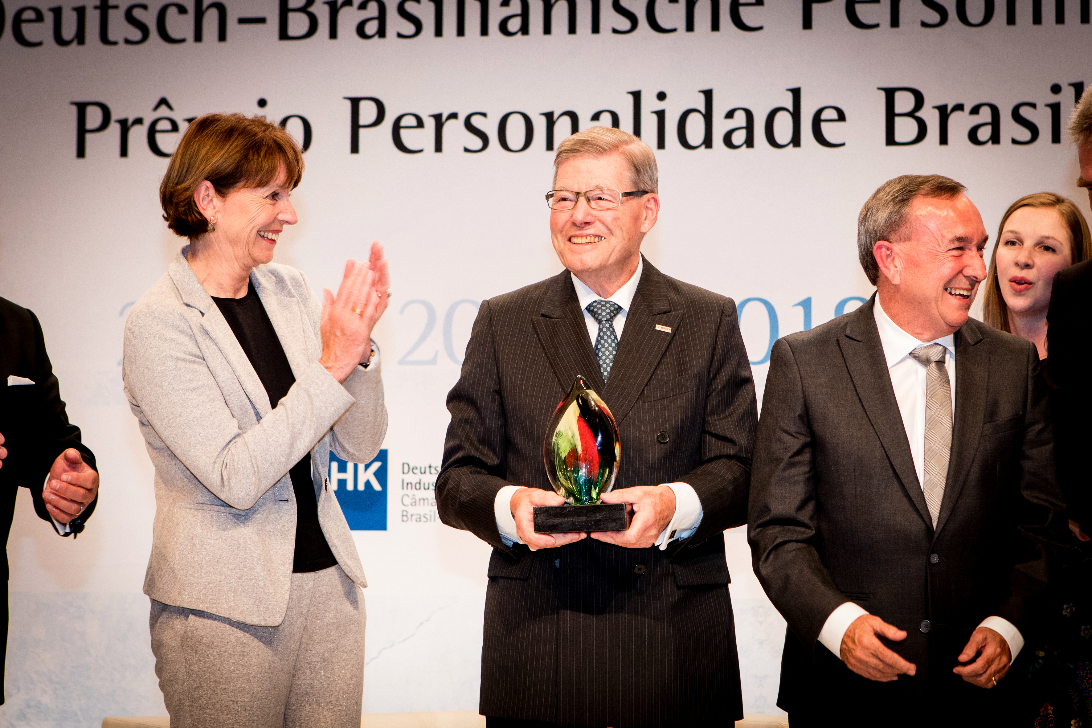 Dr. Hermann Scholl Honorary Chairman of the Bosch Group