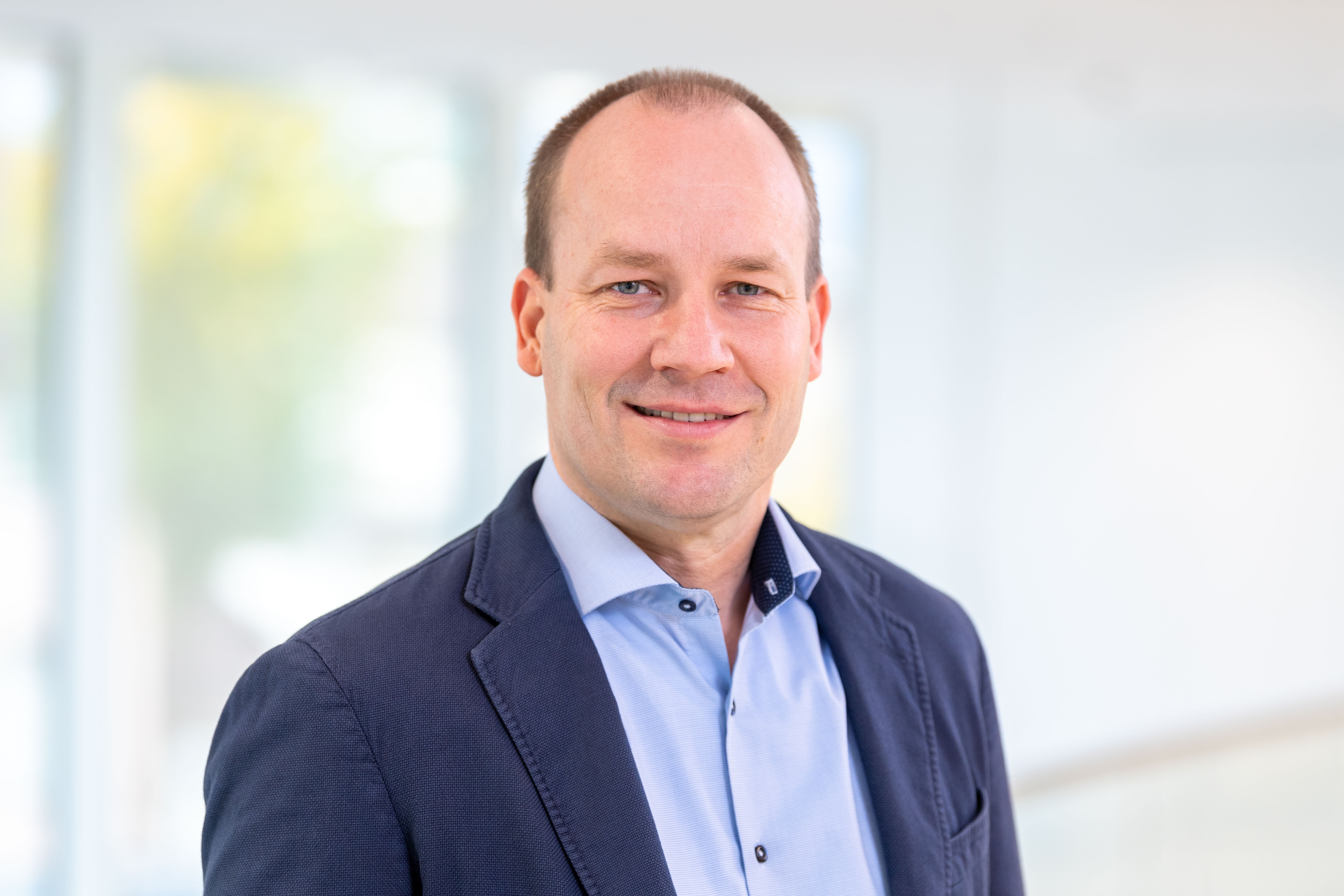 Dr. Arne Flemming, head of supply chain management at Bosch
