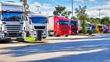 Bosch Secure Truck Parking geht an den Start