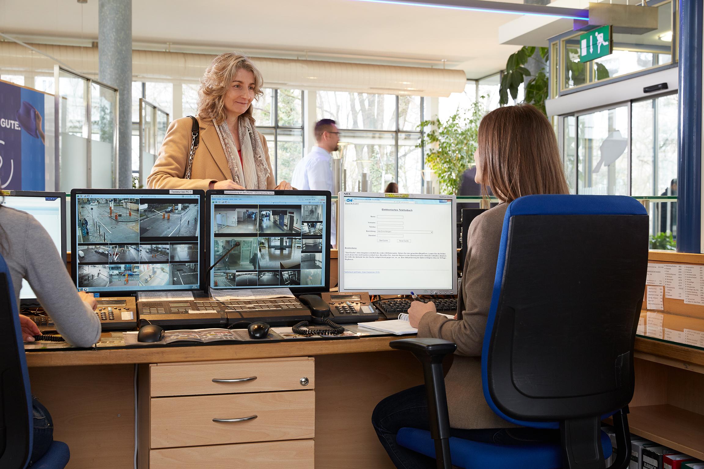 Bosch wird zum Dienstleister für smarte Krankenhäuser