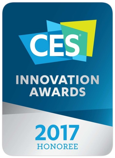 CES 2017 Innovation Award Honoree