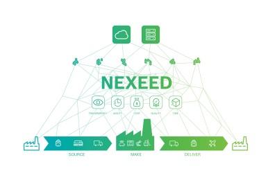 Nexeed Portfolio Infographic