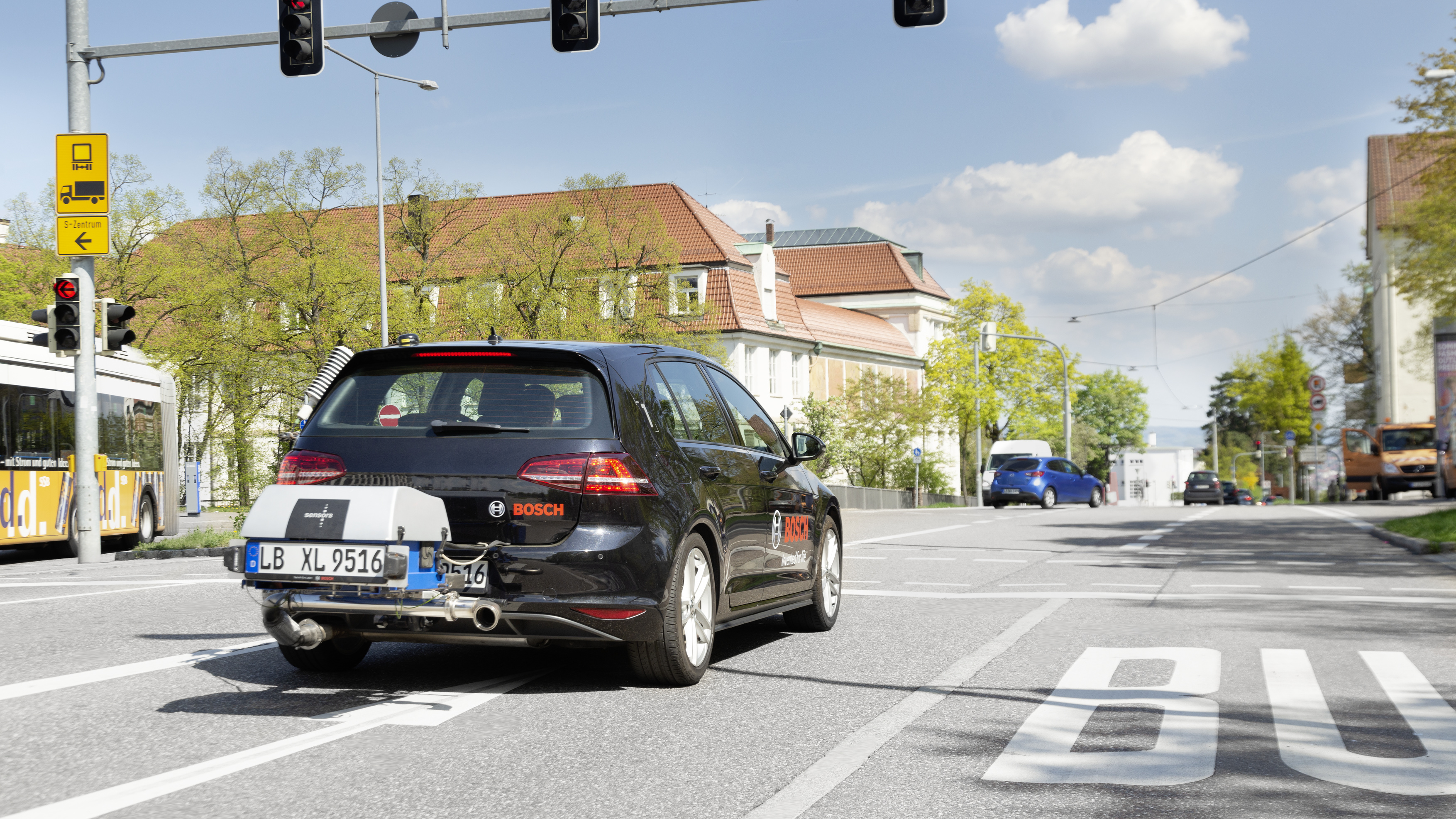 Breakthrough: new Bosch diesel technology provides solution to NOx