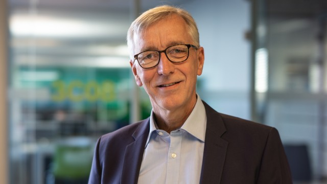 Johannes Elling, CEO of Bosch Management Support GmbH