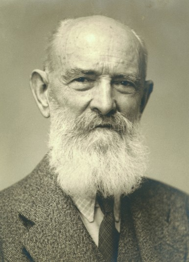 Portrait of Robert Bosch, 1941