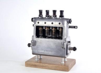 Dieseleinspritzsystem für Nutzfahrzeuge, 1927