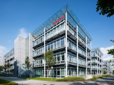 Bosch Security Systems wird zu Bosch Building Technologies