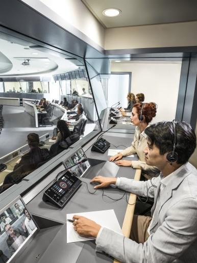 Das DICENTIS IP-Konferenzsystem von Bosch
