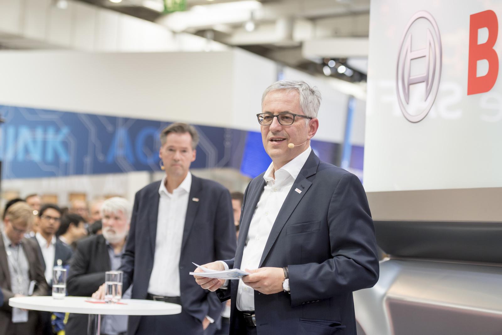 Dr. Markus Heyn und Dr. Rolf Bulander
