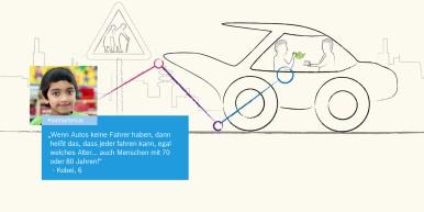 Tomorrow's motorists ready for driverless cars