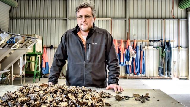 Bosch smart oyster farm
