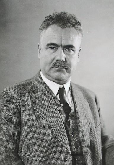 Hans Walz, den Robert Bosch 1926 als seinen Nachfolger ausgewählt hat. 1936
