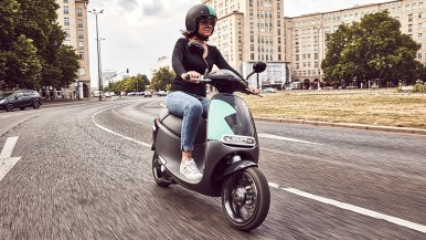 Company's first shared mobility platform