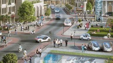 Bosch gründet Geschäftsbereich für vernetzte Mobilitätsservices