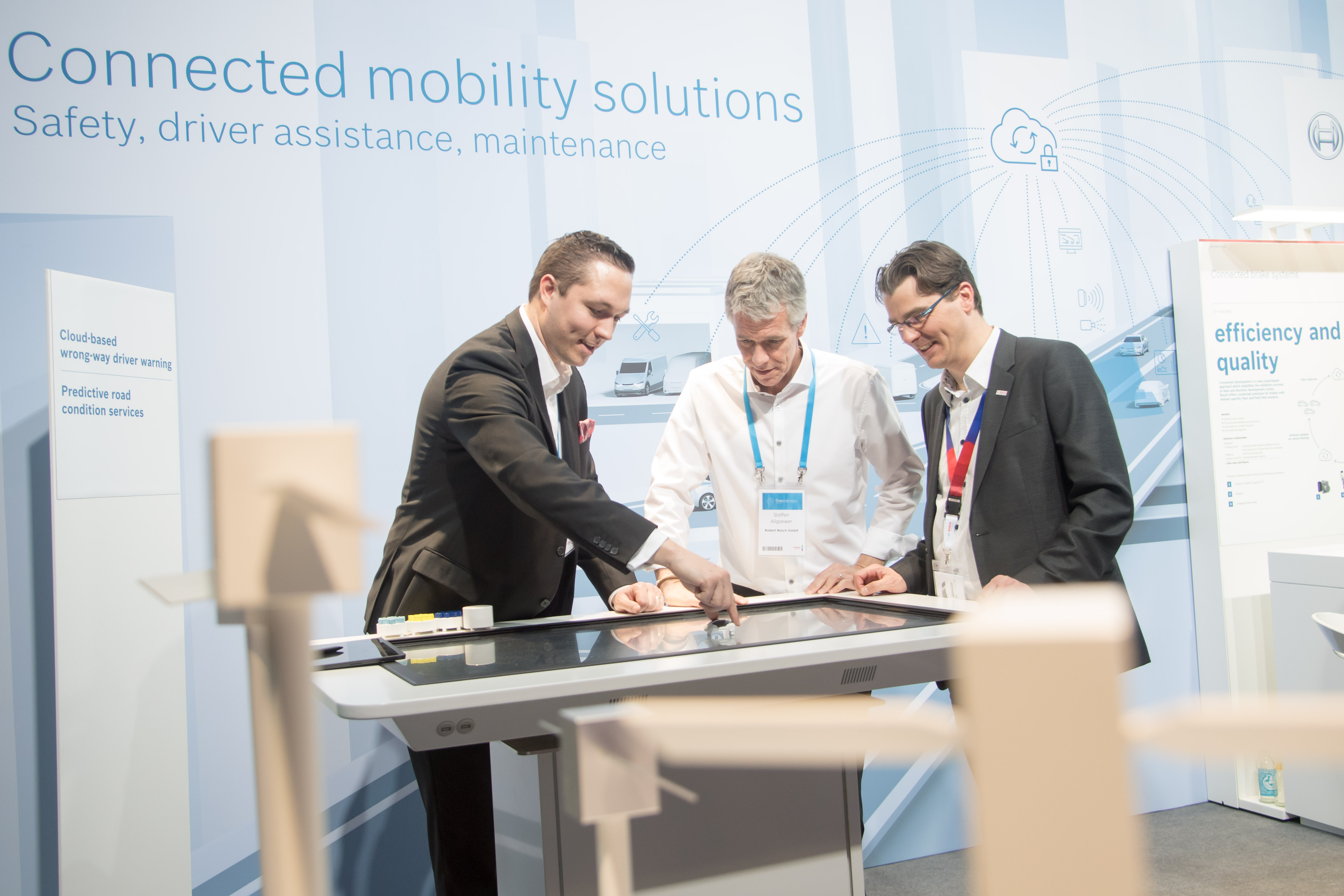 Bosch ConnectedWorld2018