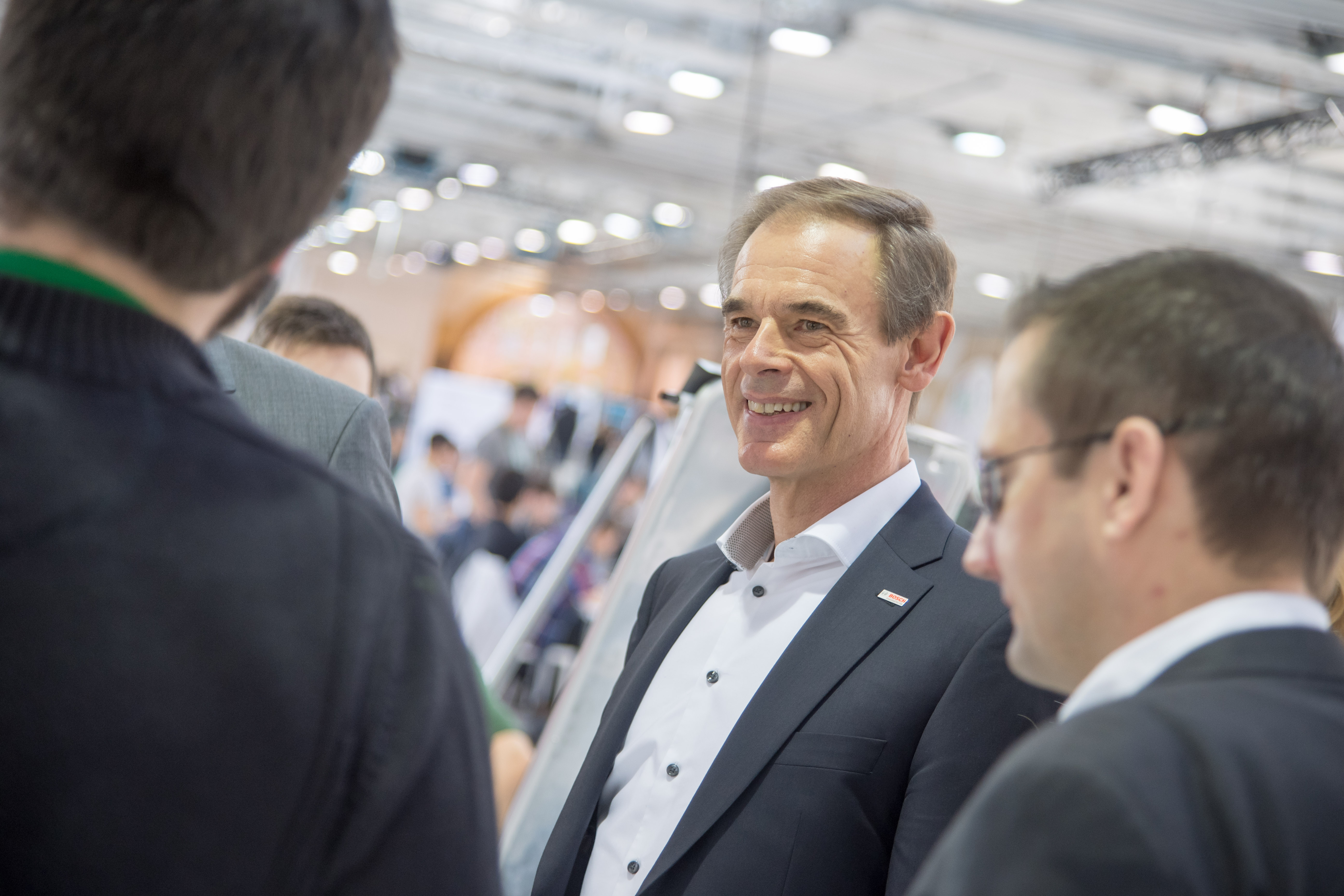 Bosch-Chef Dr. Volkmar Denner