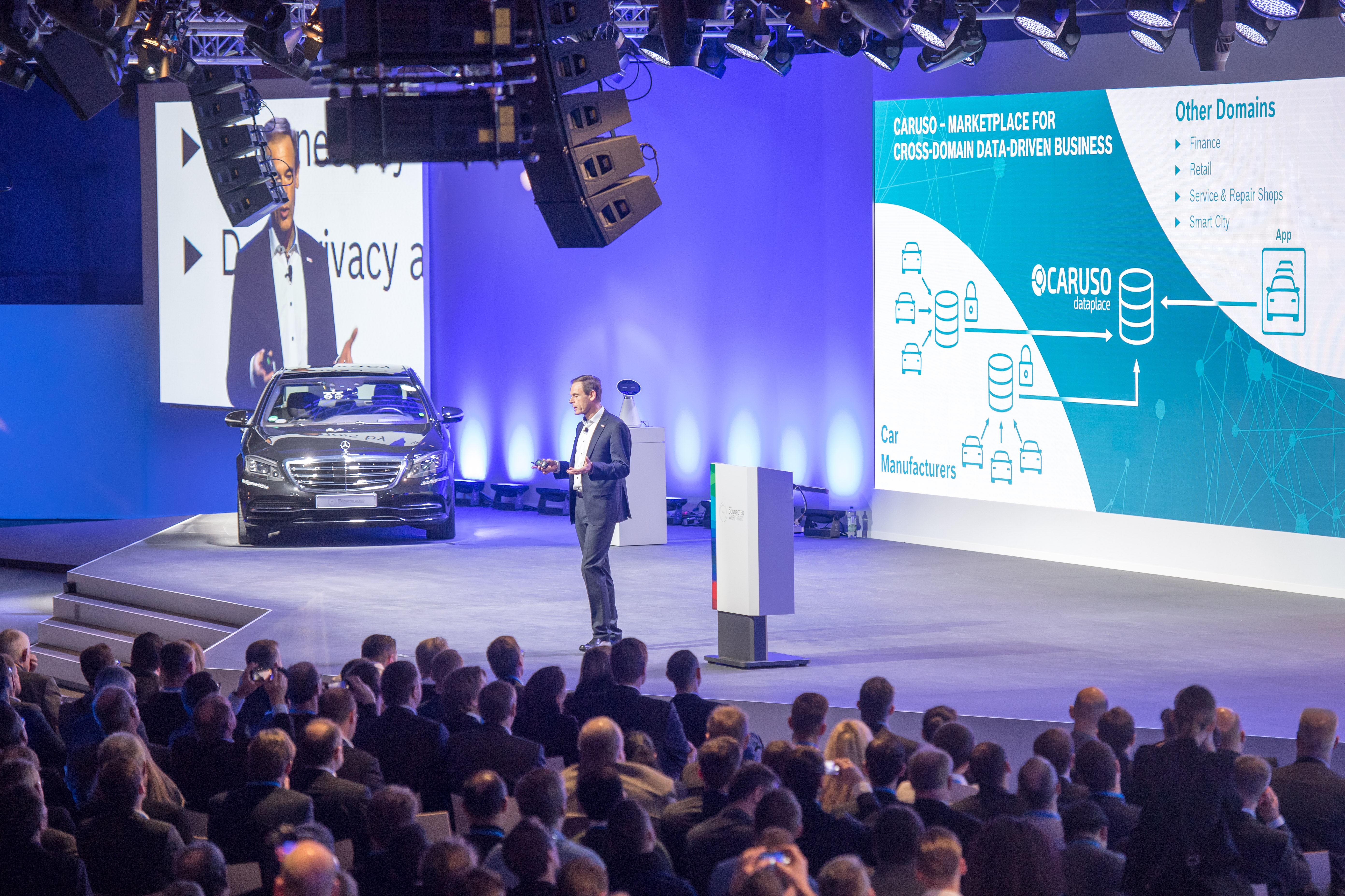 Bosch ConnectedWorld 2018