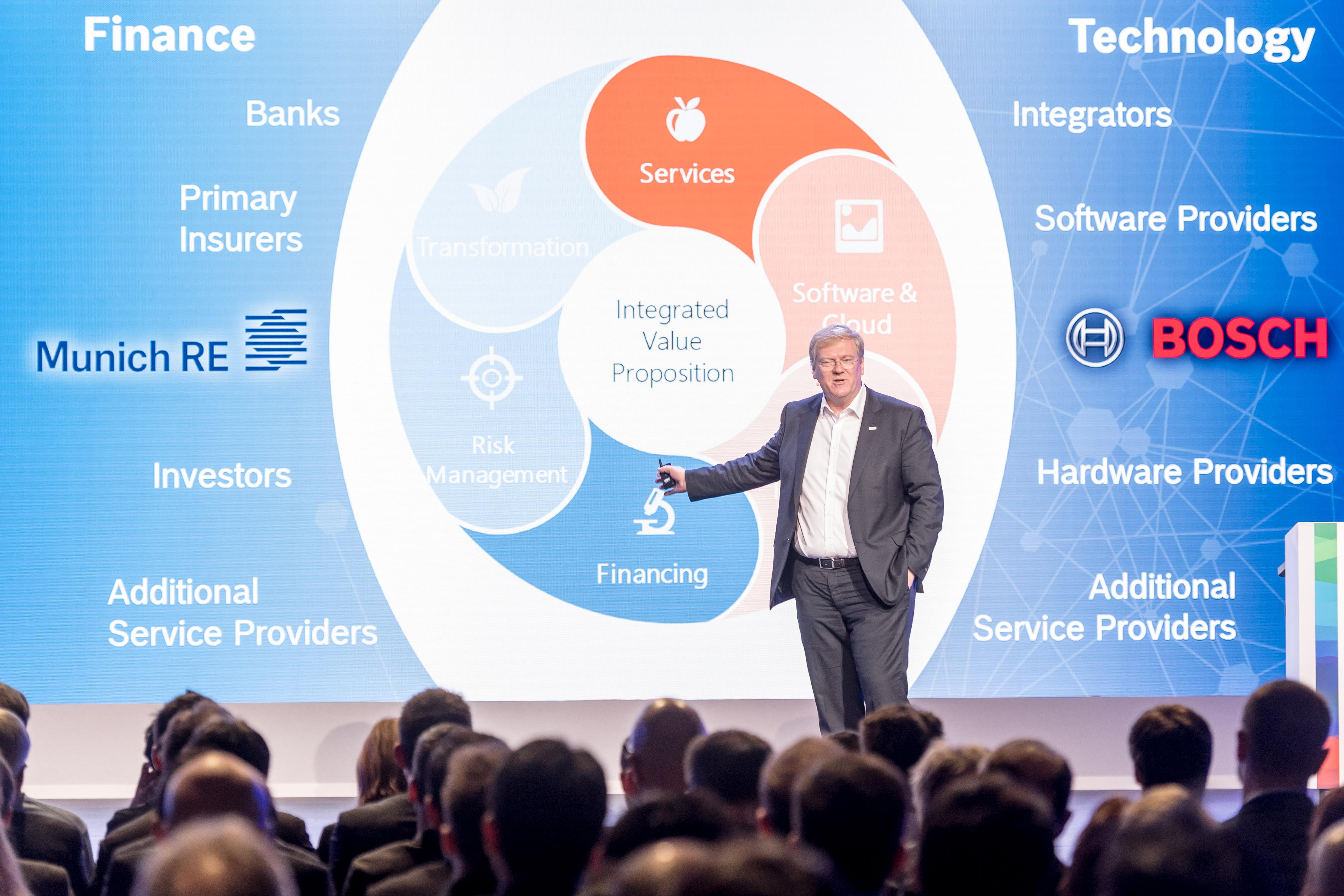 Bosch board member Dr. Stefan Hartung