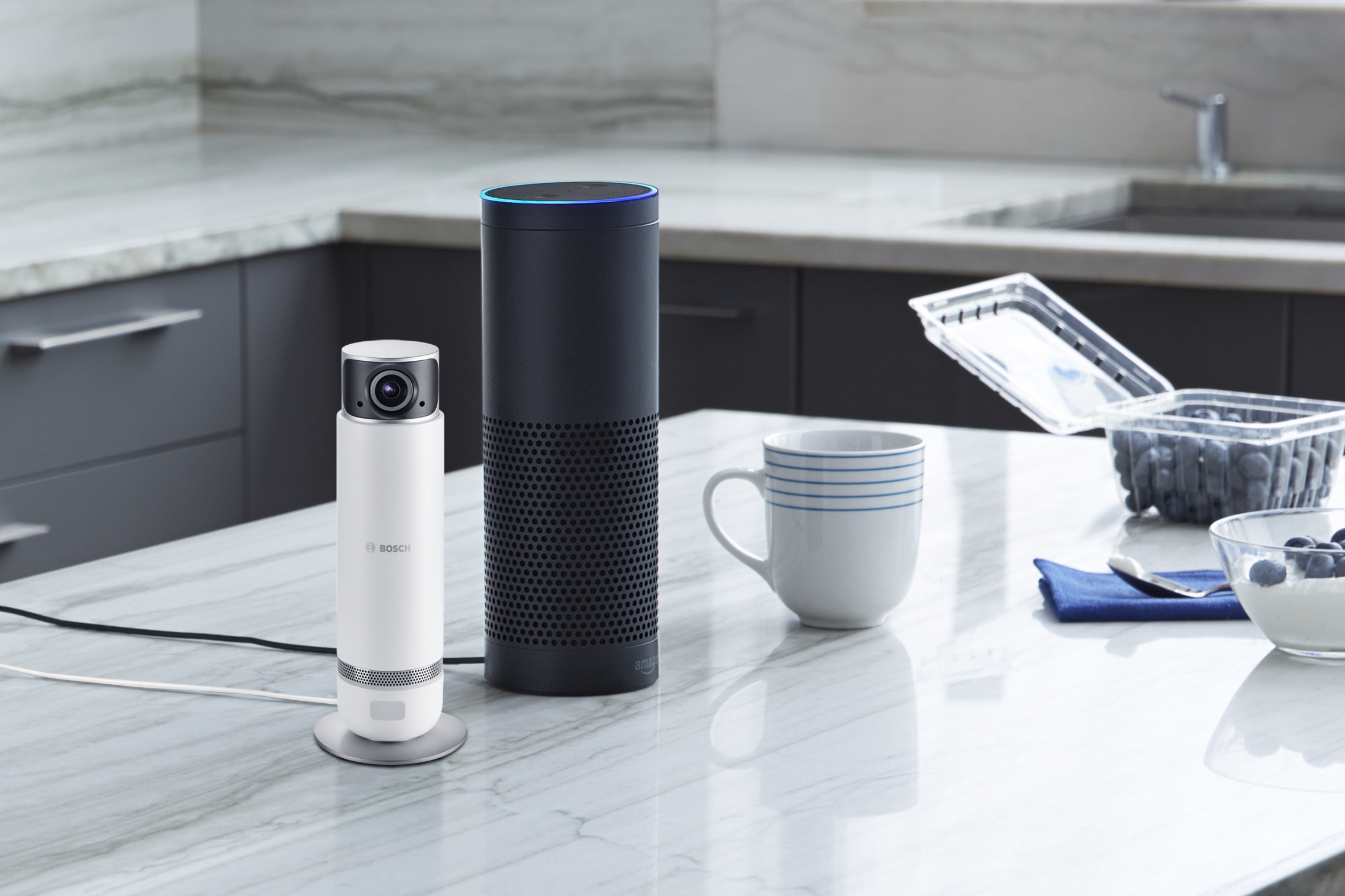 Voice control with Alexa