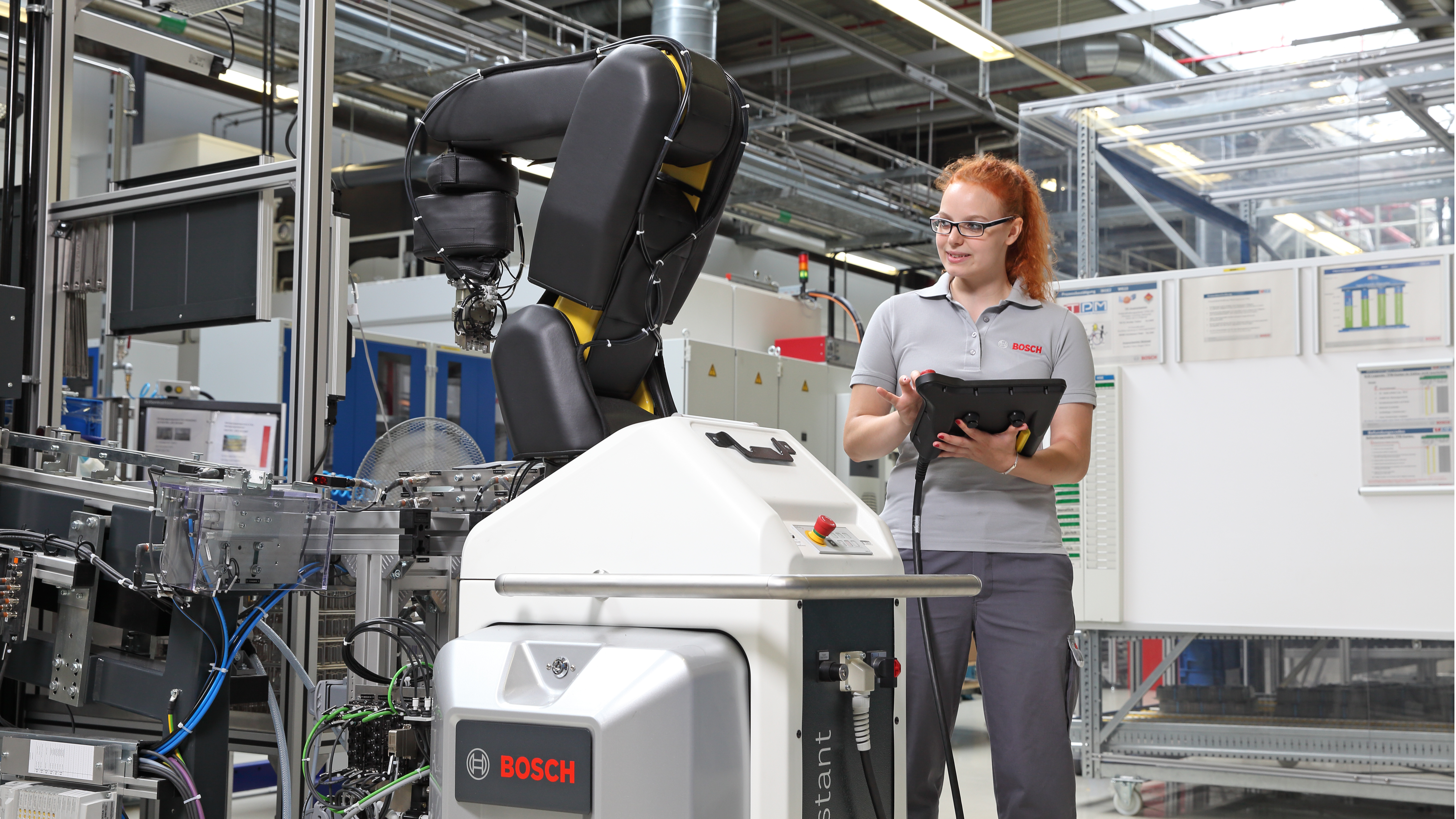 Bosch extends its Industry 4 0 portfolio - Bosch Media Service