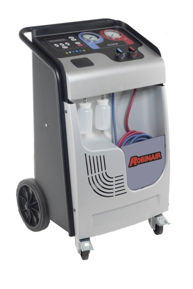 New Robinair air conditioning service unit ACM3000yf for refrigerant R1234yf