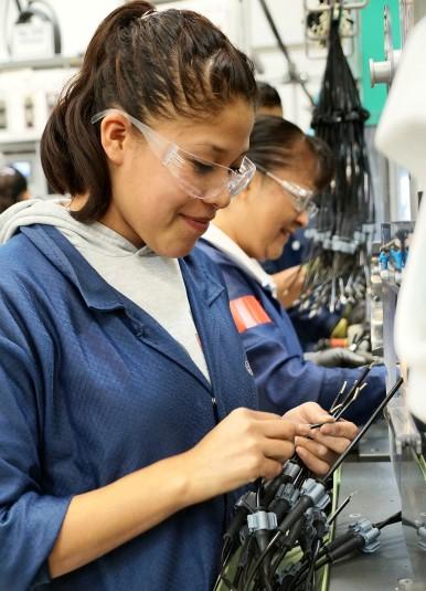 Bosch ist in Mexiko an zehn Standorten mit 16 000 Mitarbeitern vertreten