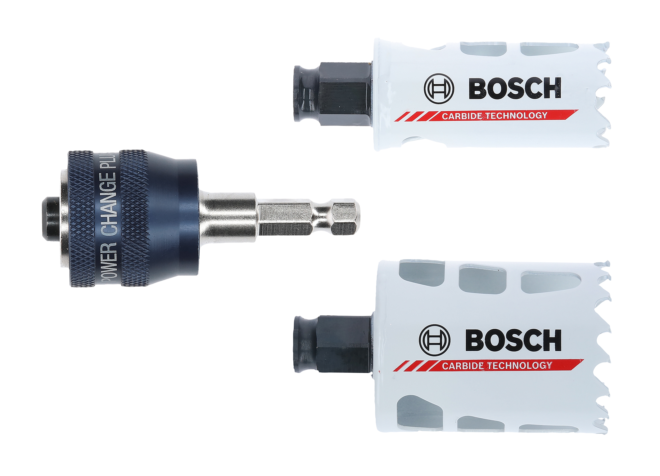 "All-rounder ""Endurance for Heavy Duty"" carbide holesaw: Bosch expands its range with carbide technology"