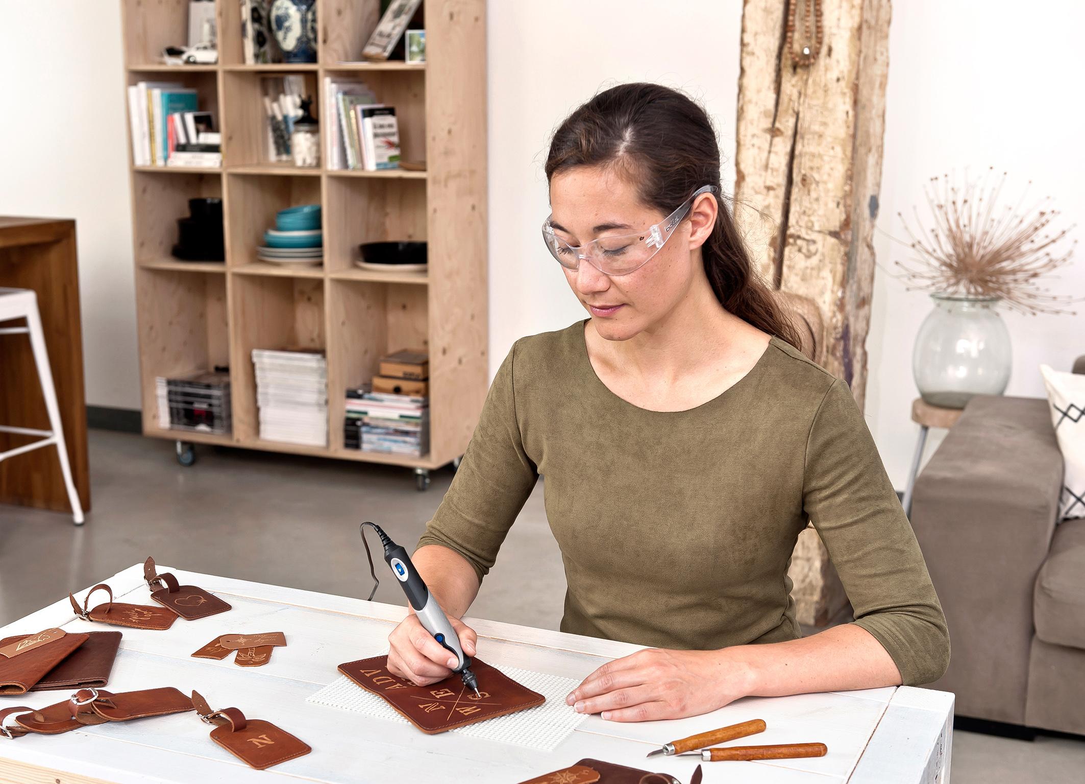 Kreative Projekte präzise wie mit einem Stift umsetzen: Dremel Stylo+ für filigranes Arbeiten
