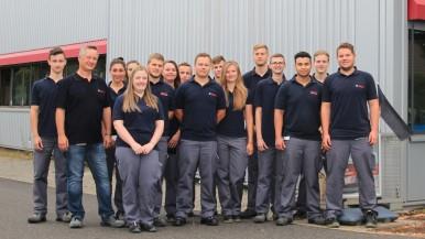Digital education: apprentices as Industry 4.0 ambassadors