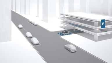 Bosch und e.GO bringen stressfreies Parken nach Aachen
