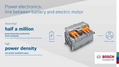 Infographic power electronics