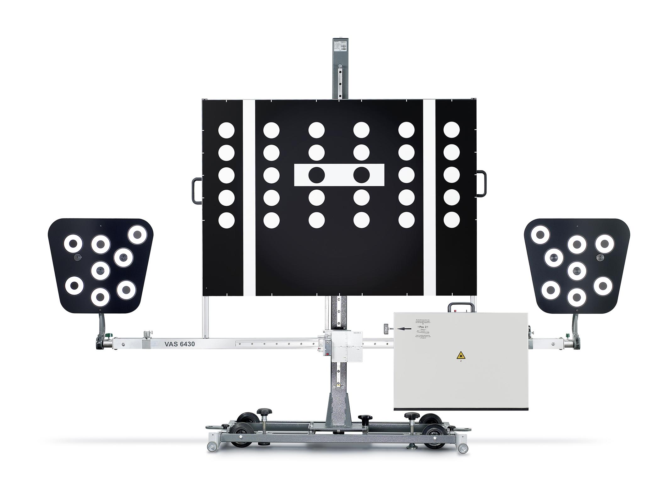 Bosch Das 1000 Calibration Set Professional Adjustment Of