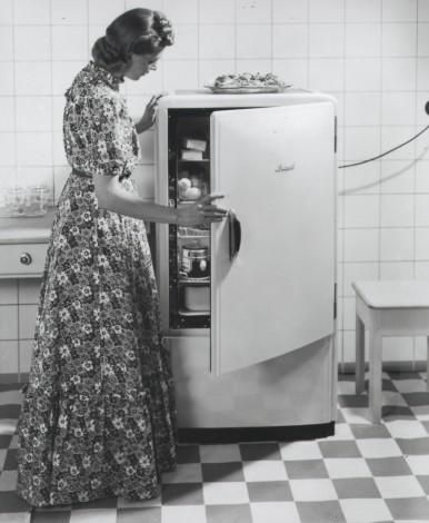 Bosch refrigerator, 1940