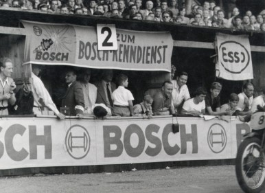 Bosch-Renndienst-Box, 1956