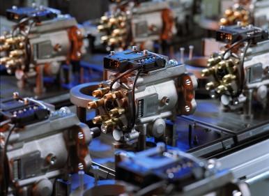 Radialkolben-Verteilereinspritzpumpe VP44, 1999