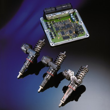 Bosch Unit Injector System UIS, 1999